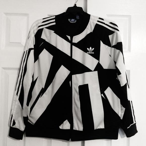 bb130bef726 adidas Jackets & Coats   Bold Age Sst Track Jacket   Poshmark